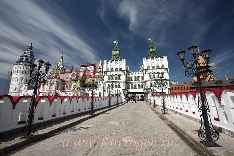 Кремль в Измайлово, Дворец Счастья, Измайловское ш. 73 Ж.
